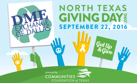 2016 North Texas Giving Day, 9/22/2016
